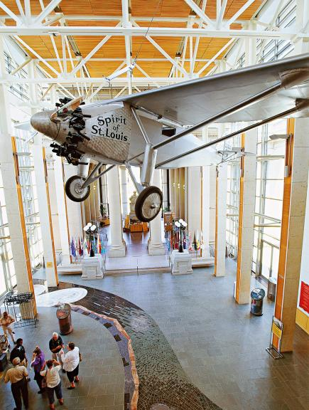 Things to do in St. Louis: Missouri History Museum