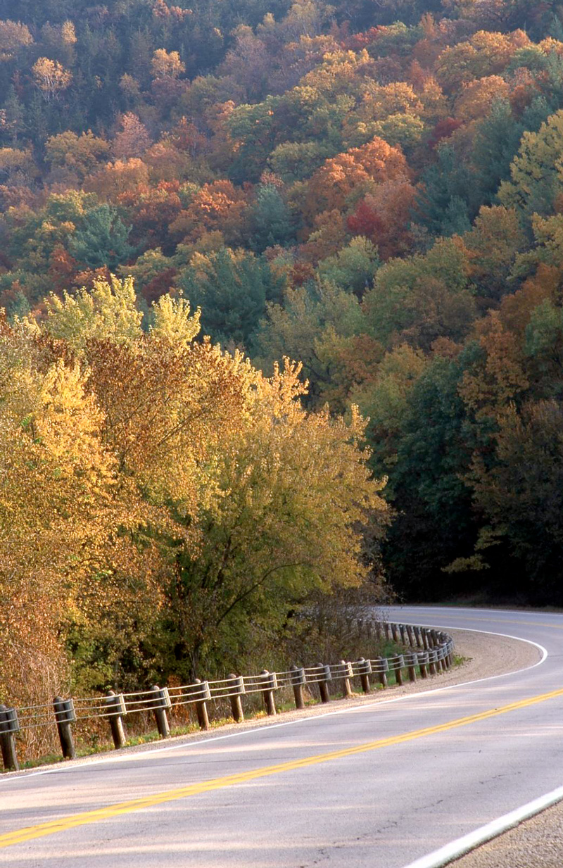 Historic Bluff Country Scenic Byway