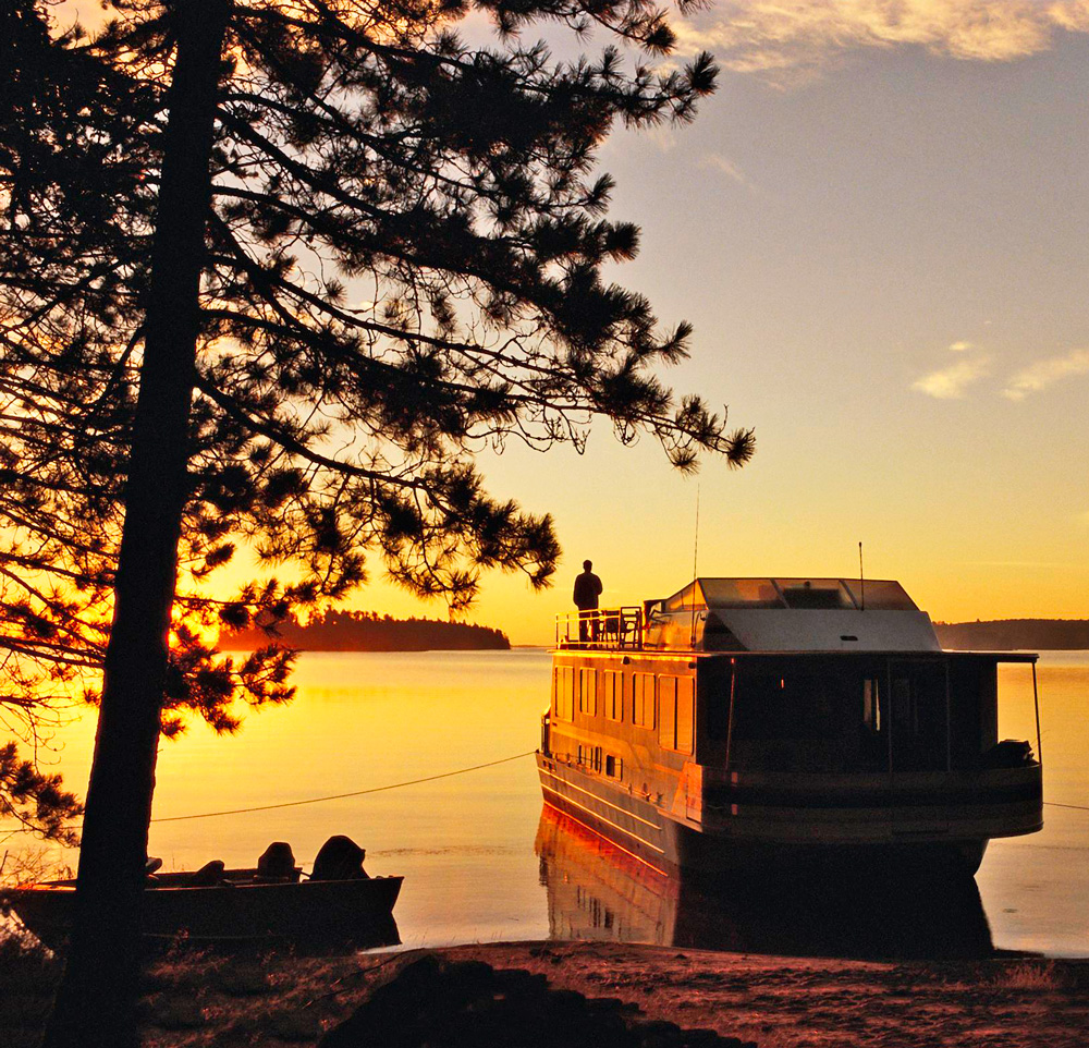 Things to Do in Minnesota's North Country--Voyageurs National Park