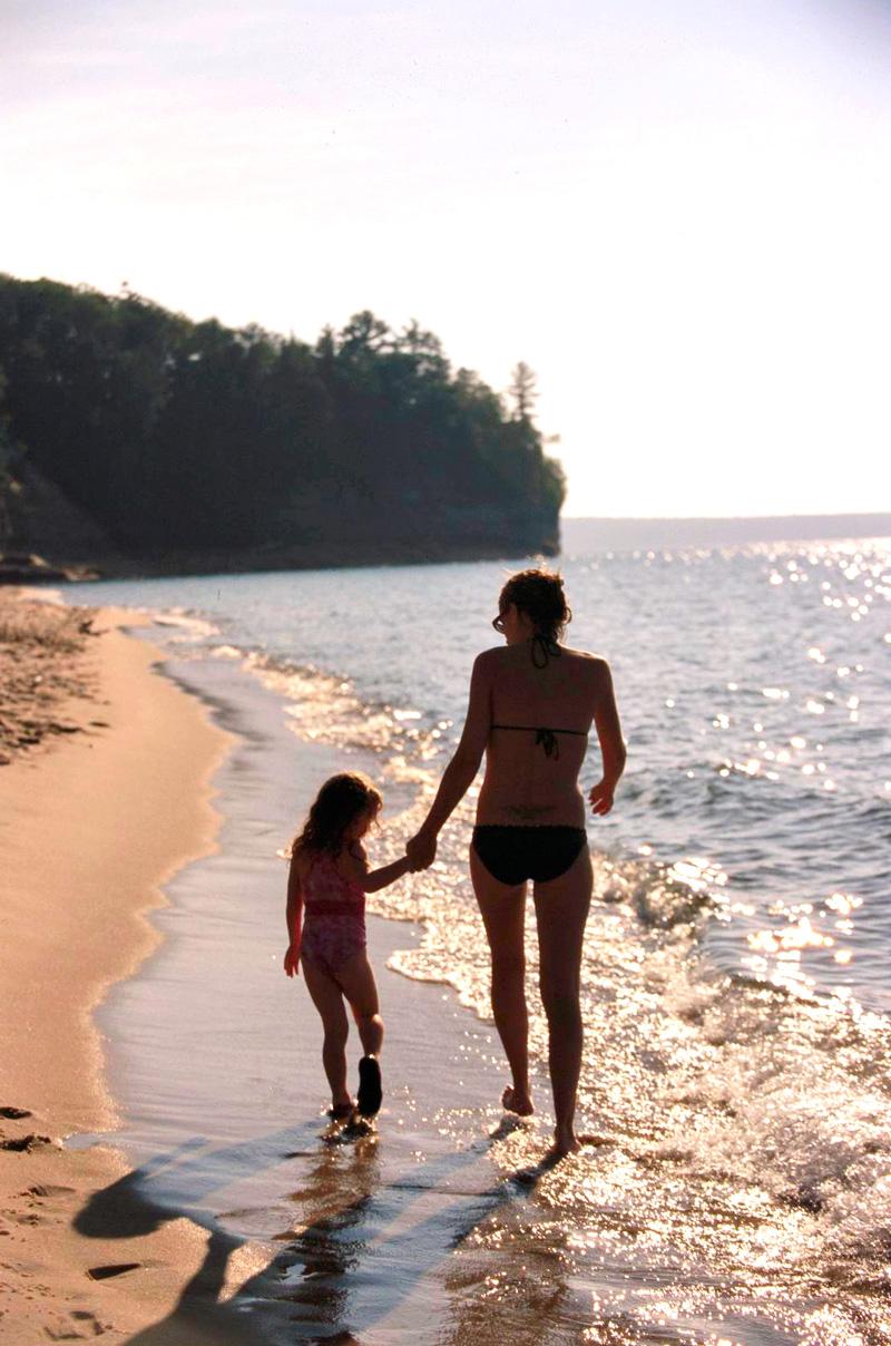 Miners Beach, Munising, Michigan