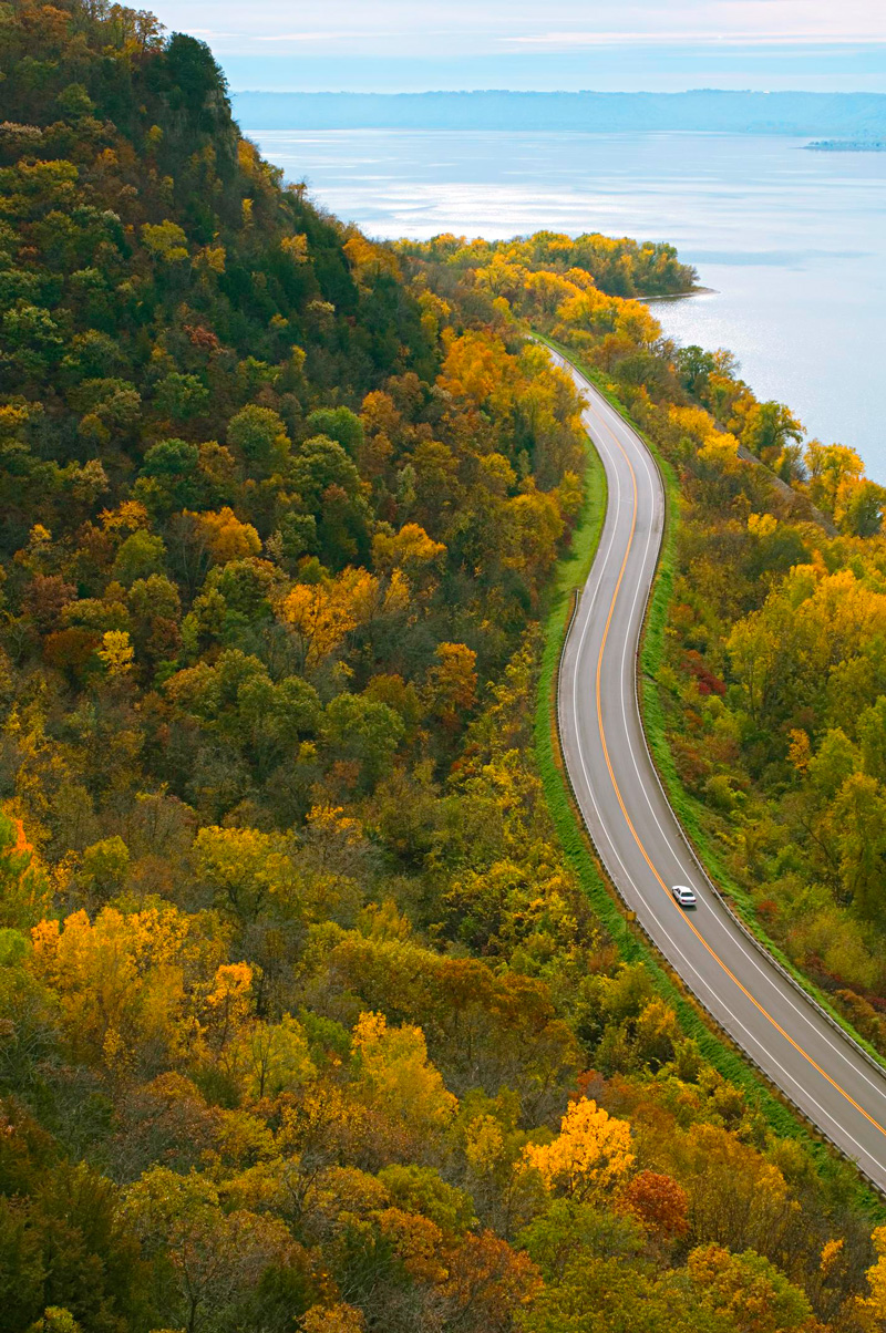 Wisconsin Great River Road