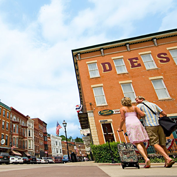 Two Day Getaway To Galena Midwest Living