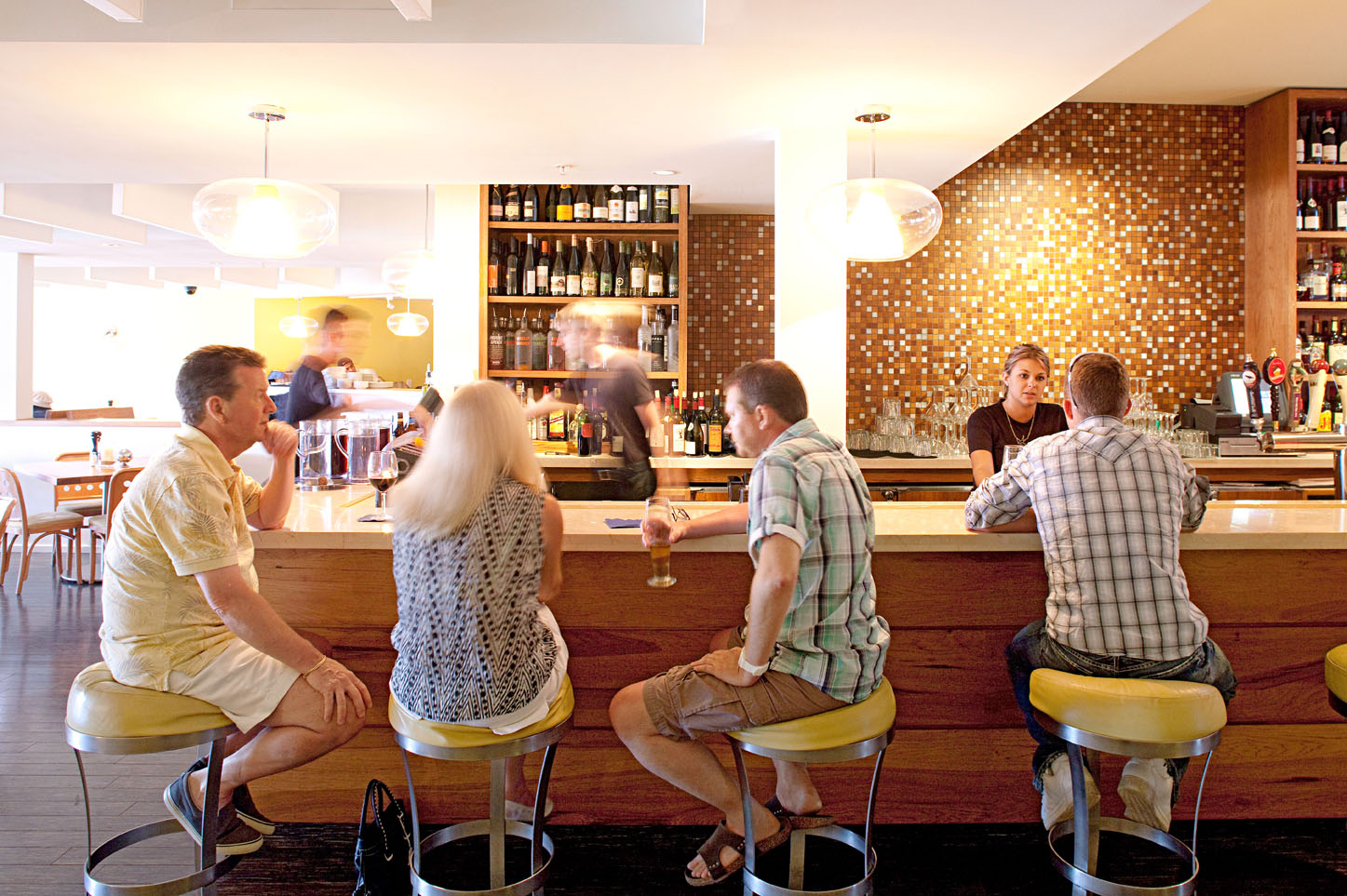 Bentwood Tavern in New Buffalo, Michigan