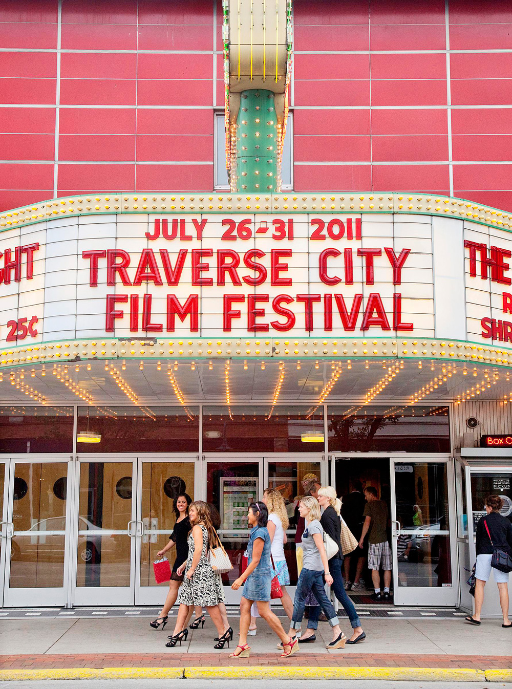 Things to Do in the Traverse area--Traverse City Film Festival