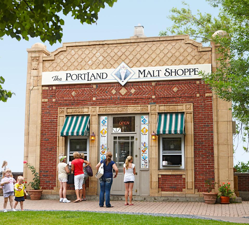 Portland Malt Shoppe