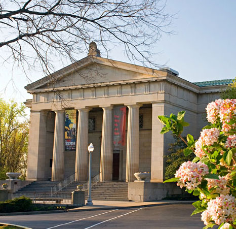 Cincinnati Art Museum. Photo courtesy of CincinnatiUSA.com.
