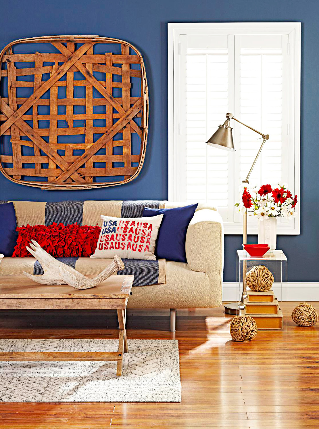 Decorate in New Country Style | Midwest Living