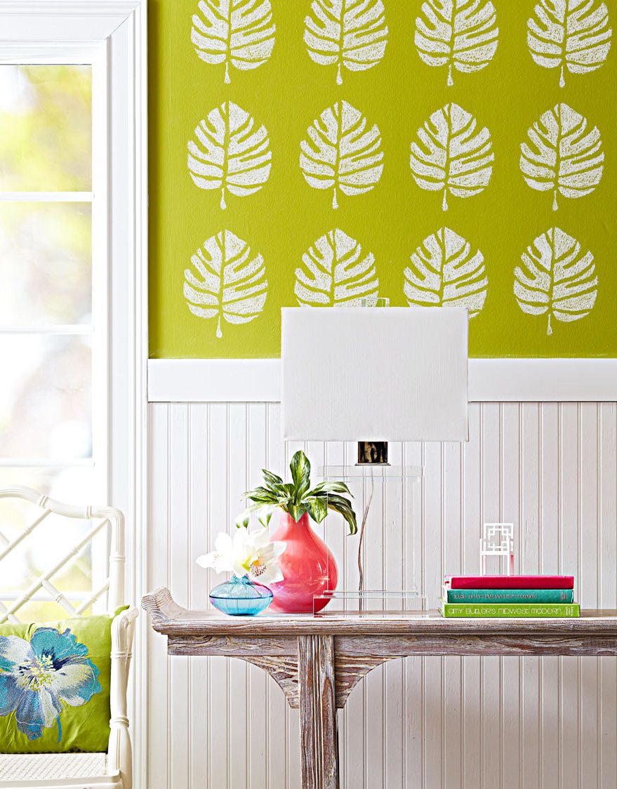 3 Ideas for Decorating with Chalkboard Paint | Midwest Living