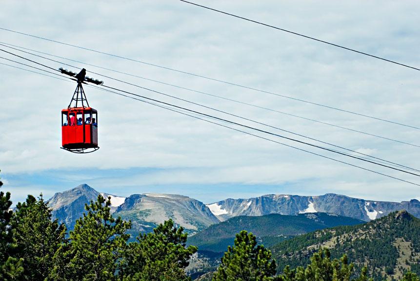 Photo courtesy of Estes Park Convention and Visitors Bureau