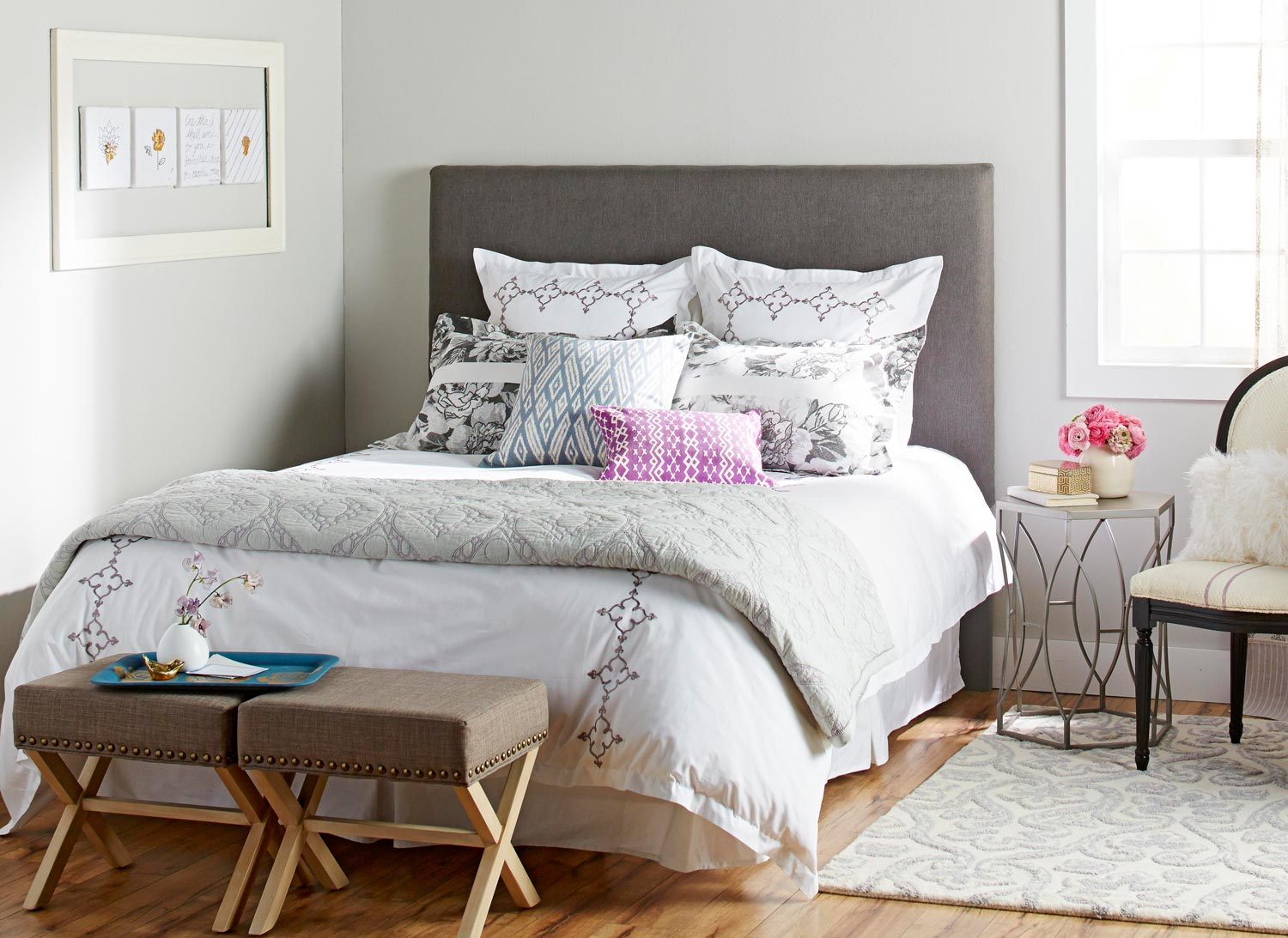 DIY Upholstered Headboards | Midwest Living