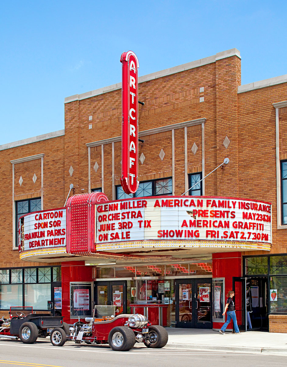The Historic Artcraft Theatre