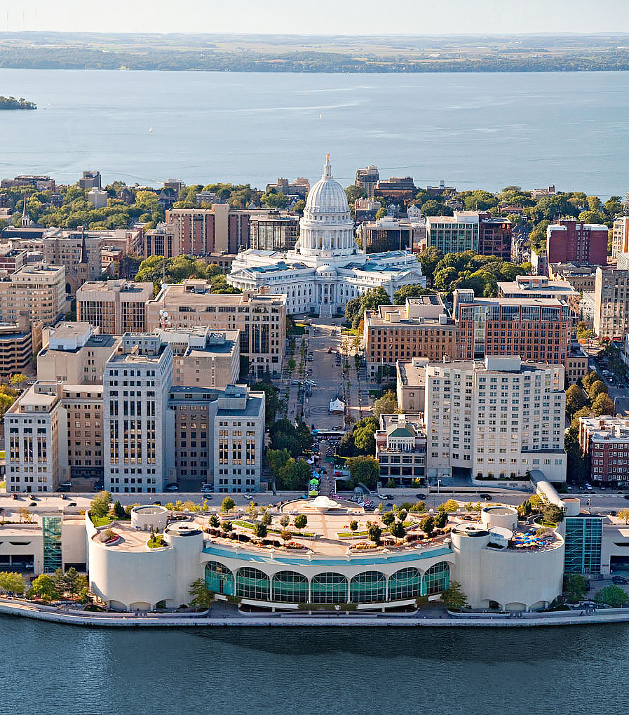 Architectural Gem In Downtown Madison >> Top Things To Do In Madison Wisconsin Midwest Living