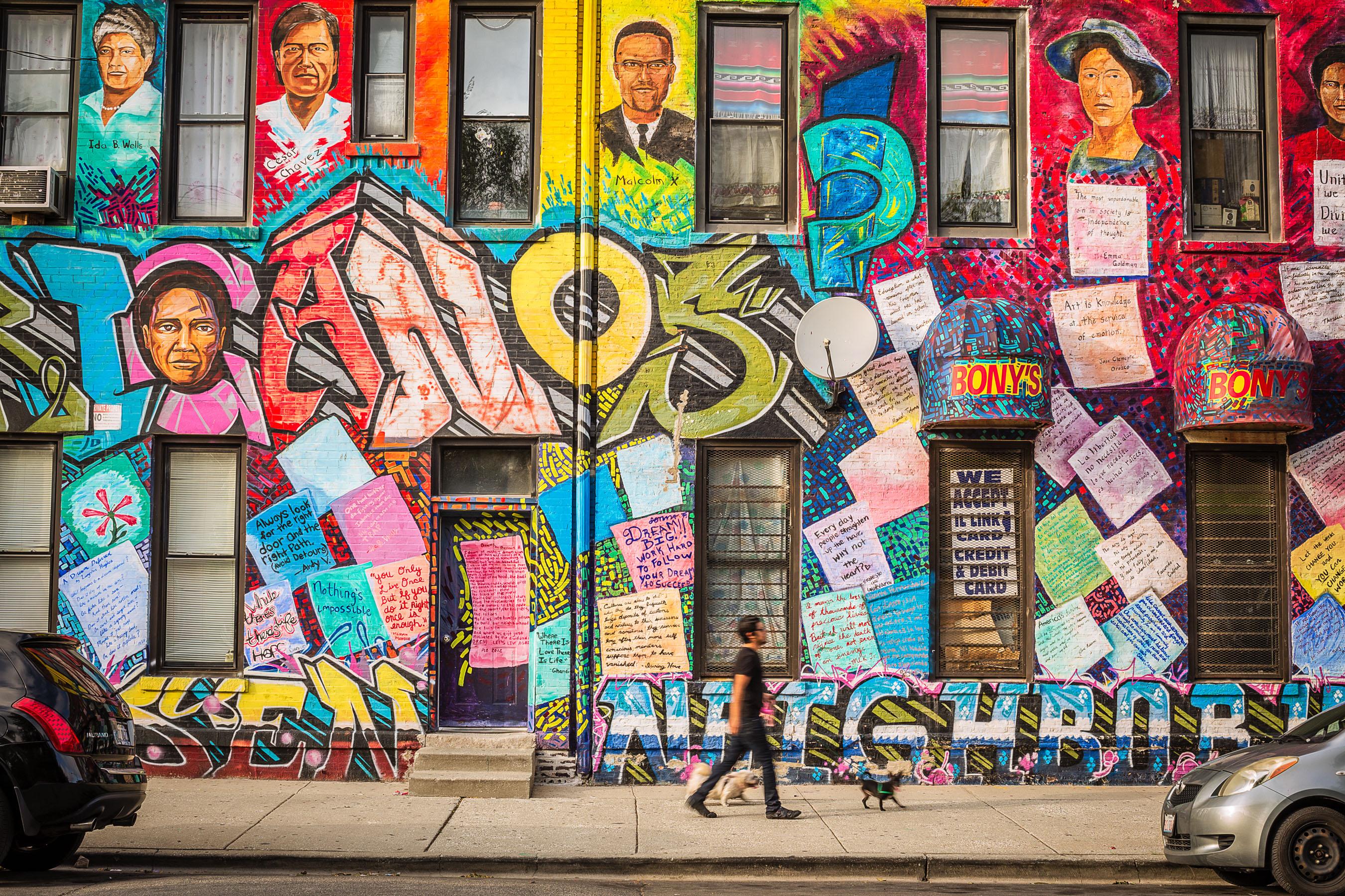 How To Explore Public Art In Chicago S Pilsen Neighborhood