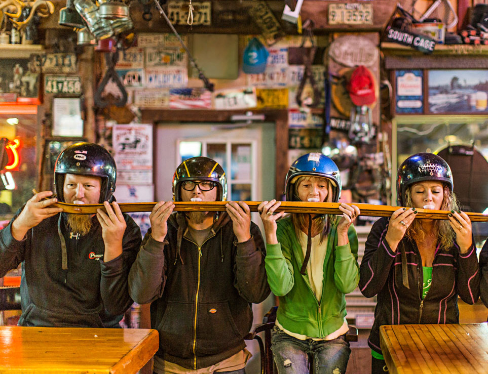 "The ""shotski,"" a winter rite at Black Hills bars"