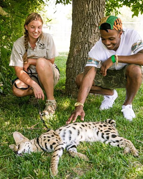 Tanganyika Wildlife Park, Goddard