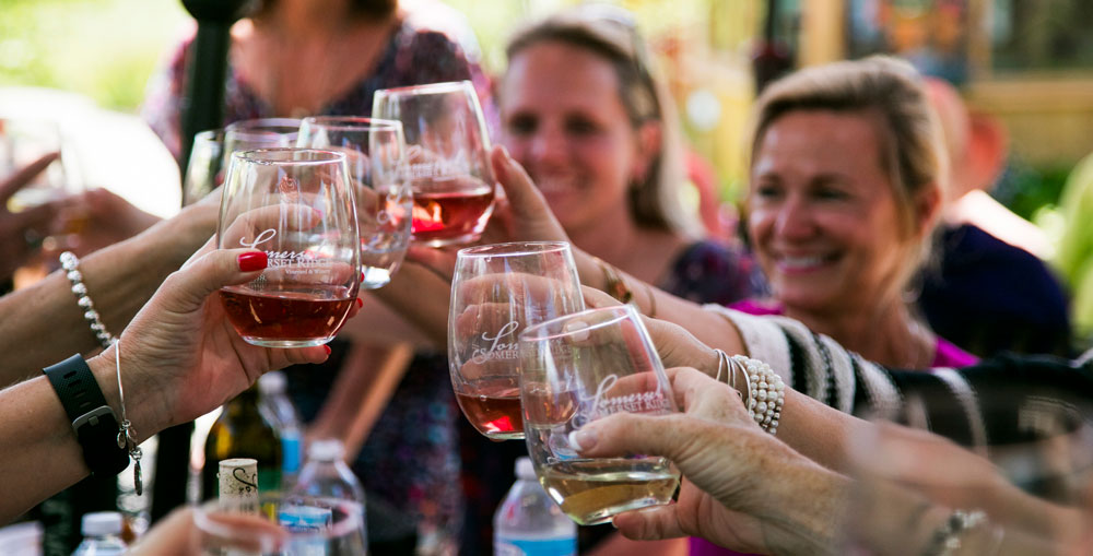 Somerset Ridge Wineyard and Winery, Paola. Photo: Ryan Donnell