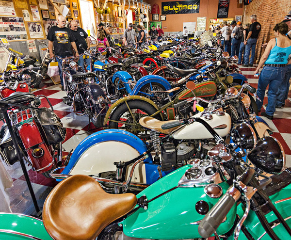 Kansas Motorcycle Museum, Marquette