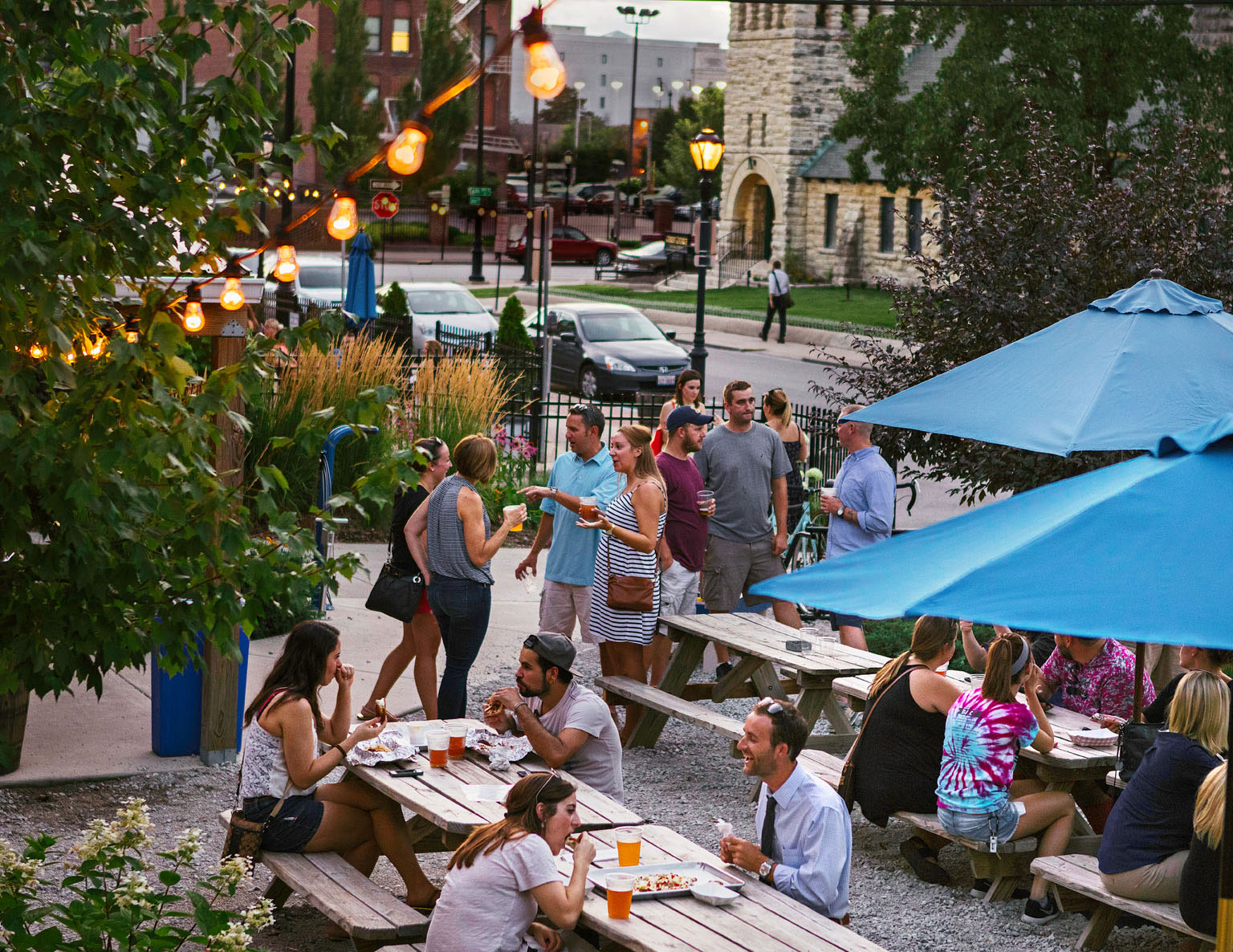 Obed and Isaac's Microbrewery and Eatery. Photo: Adam Alexander/Courtesy of IOT