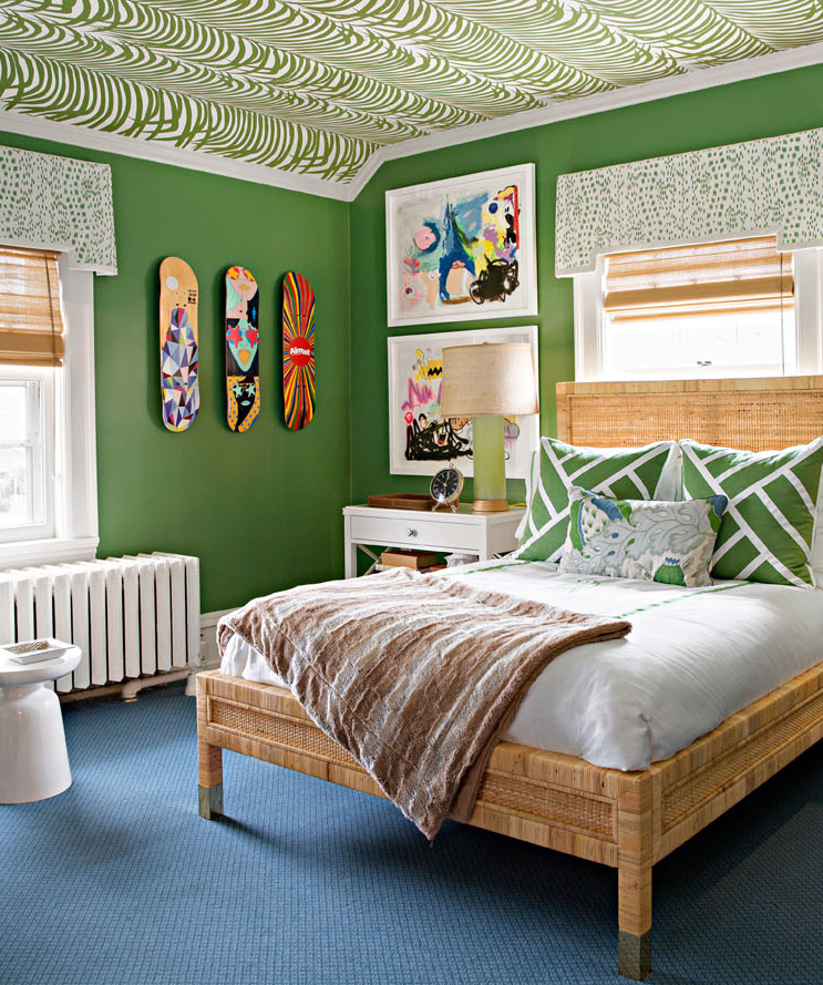 25 Beautiful Bedroom Decorating Ideas: House Tour: Surprise Inside