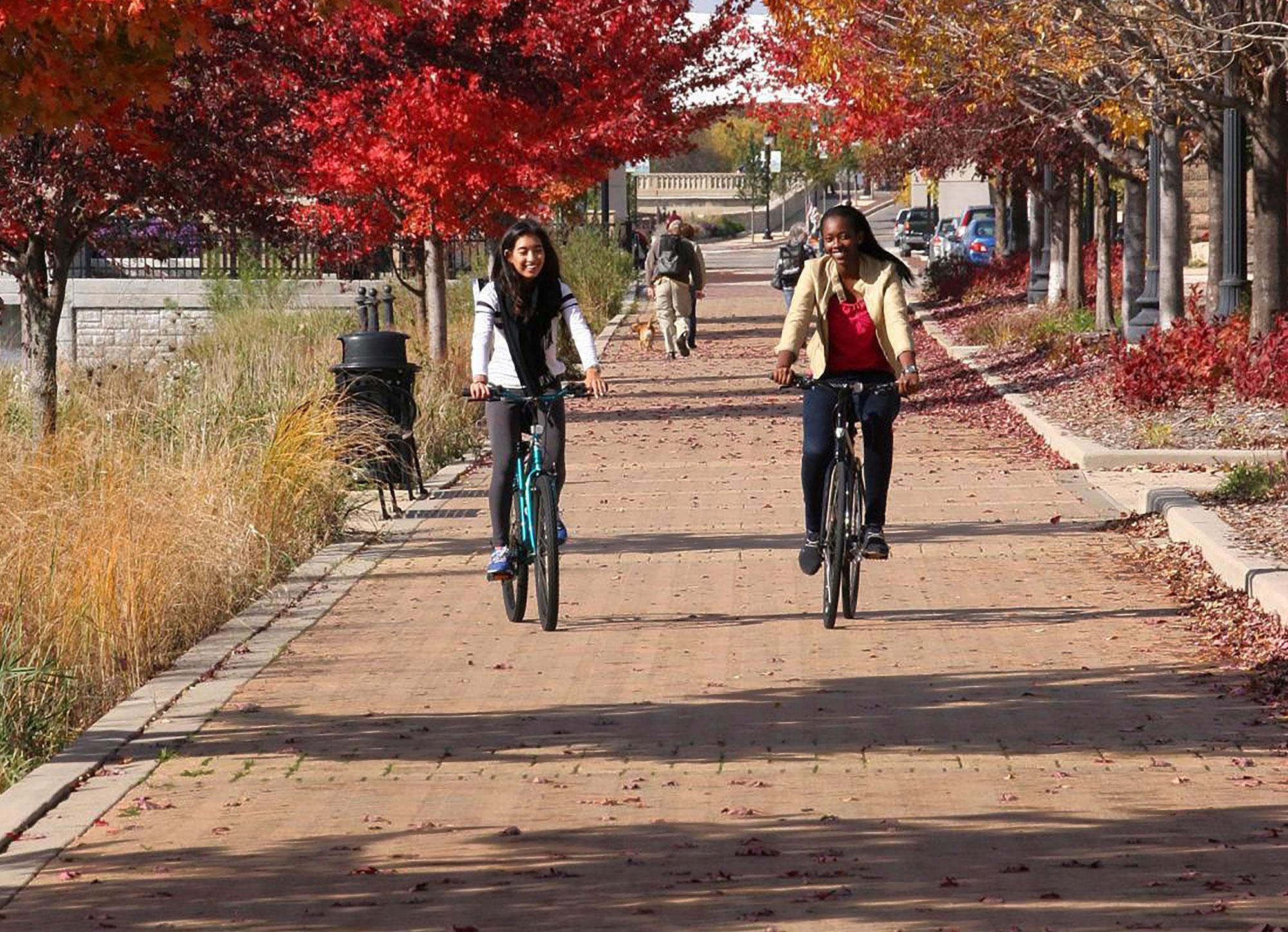 Fox River Bike Trail