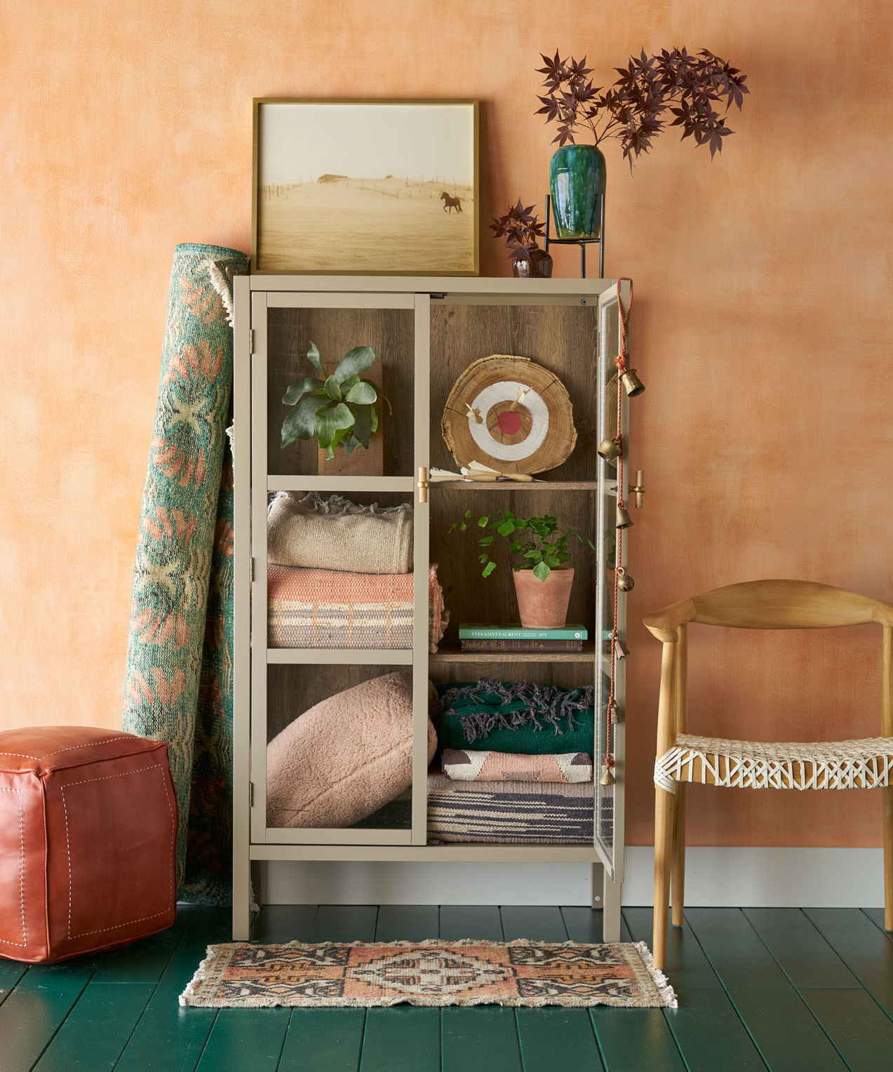 How to Dress Your Home for Fall with Cozy Decor | Midwest Living