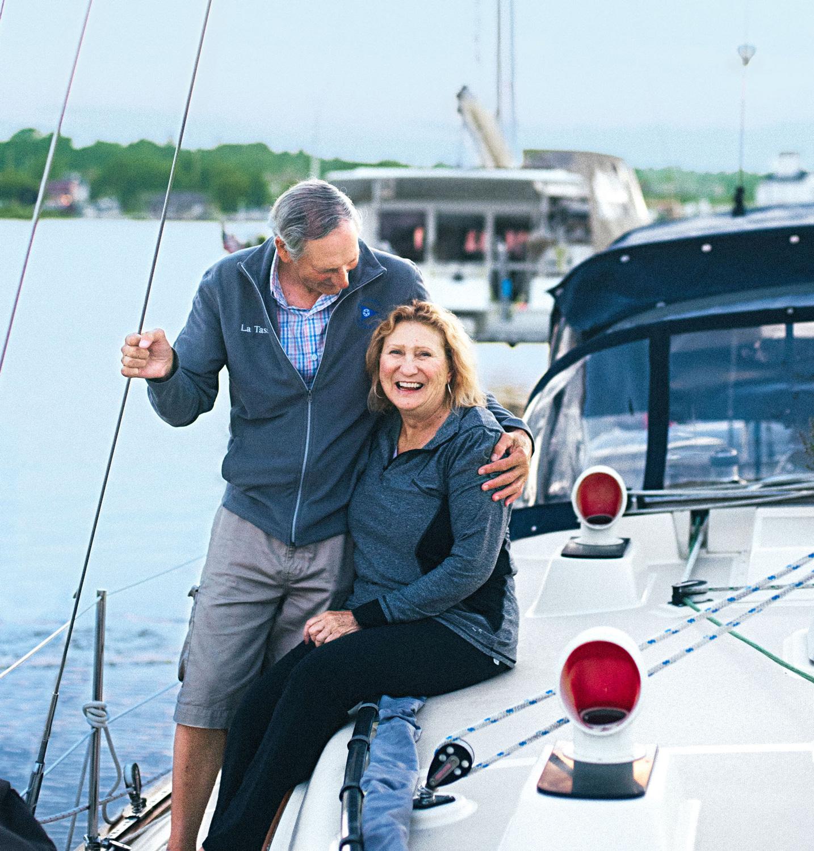 Bill and Deb Boehm