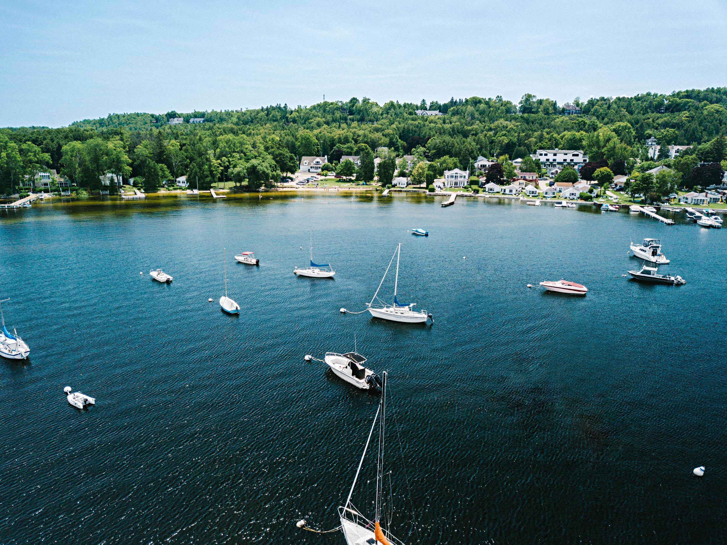 Great Lakes sailing
