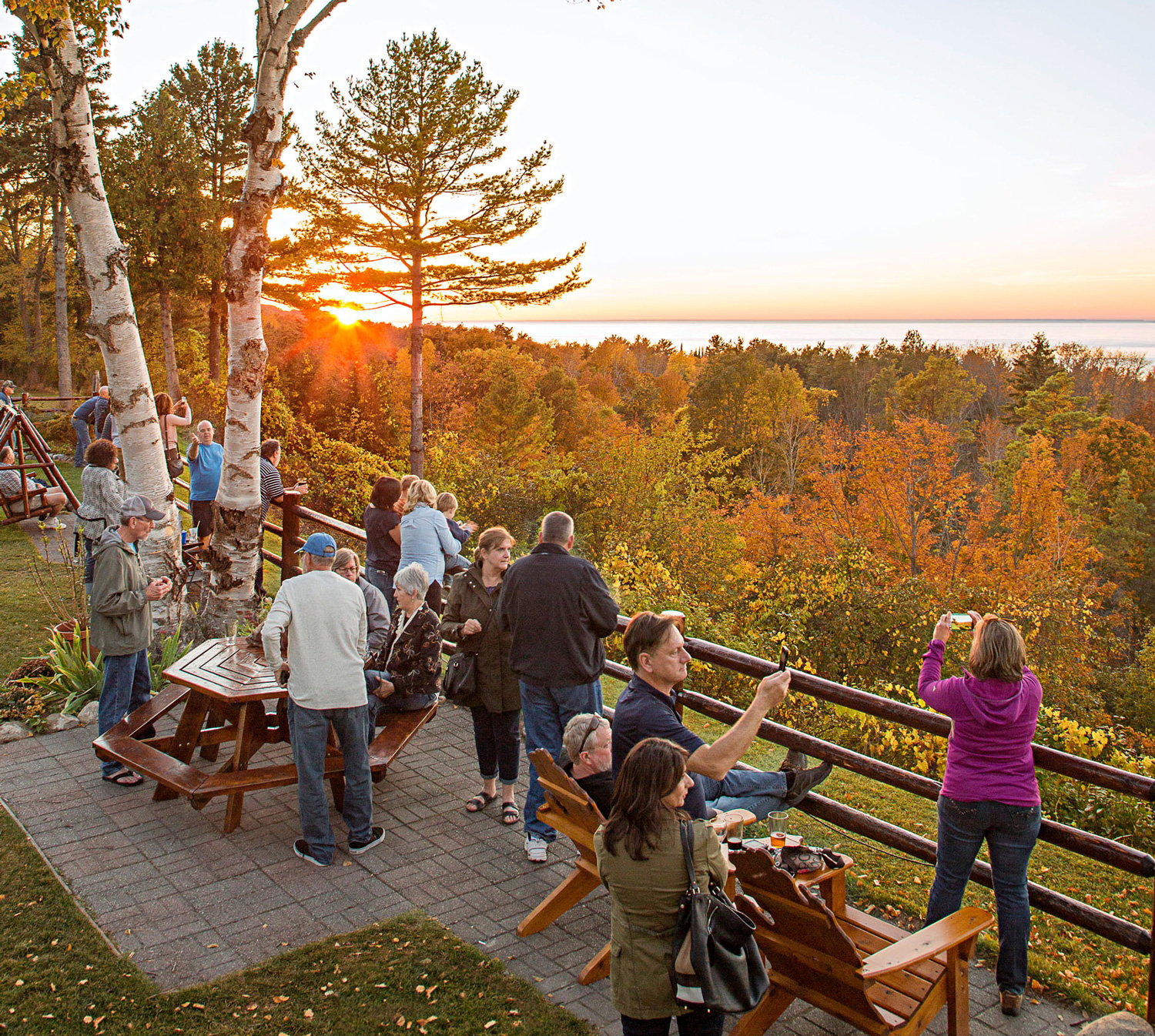 Fall Getaway to Michigan\'s Little Traverse Bay | Midwest Living