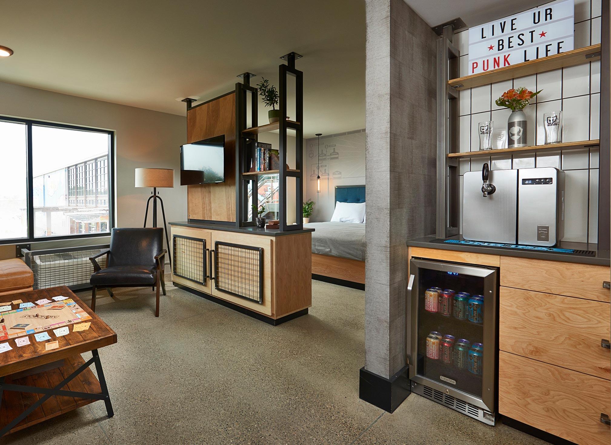 Punk suite