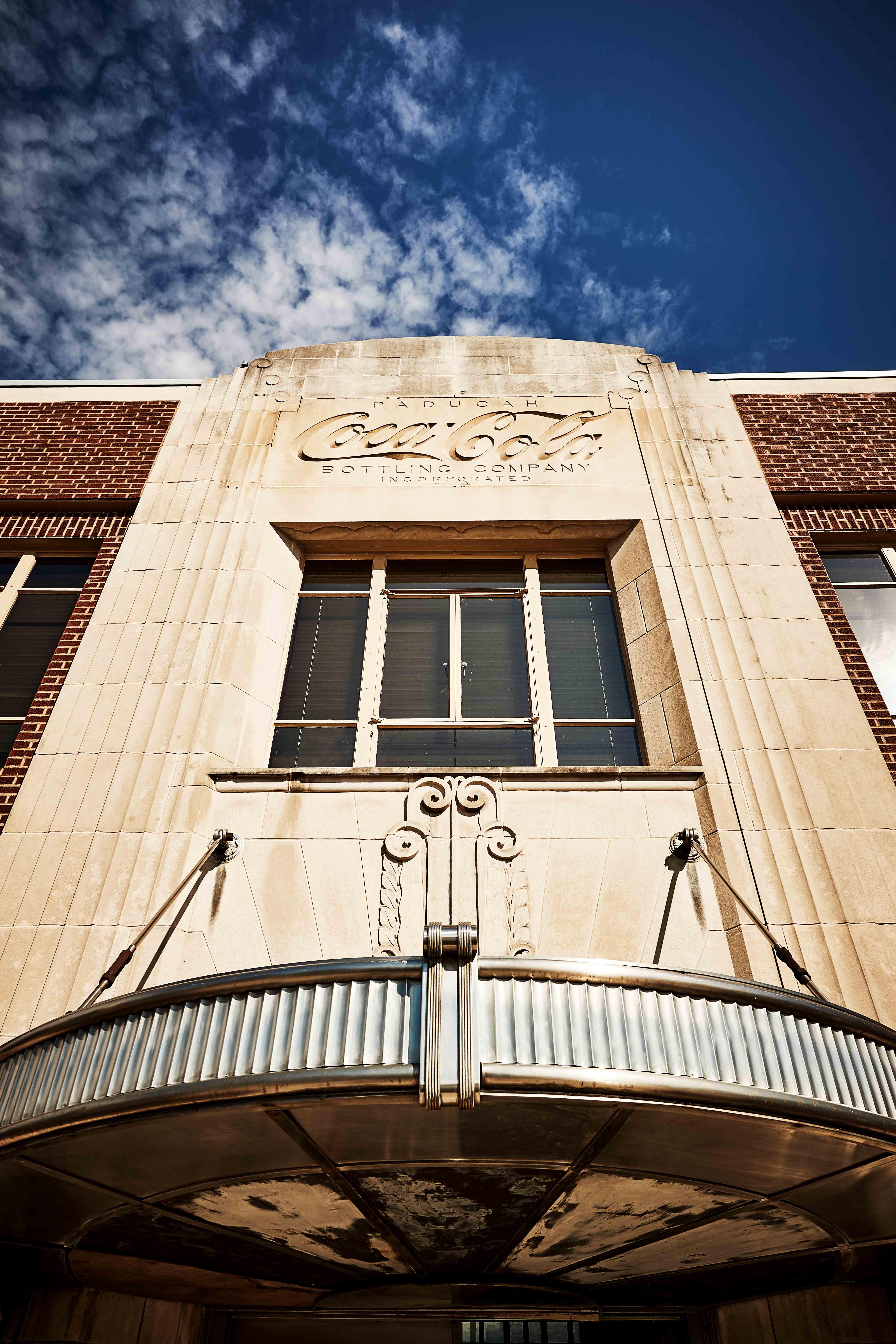 Historic Coca-Cola Plant. Paducah, Kentucky.
