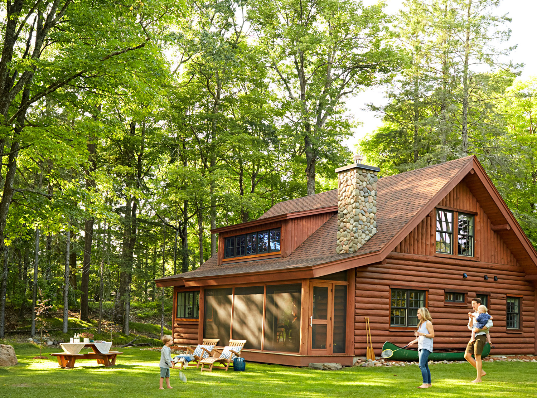 Horvitz cabin