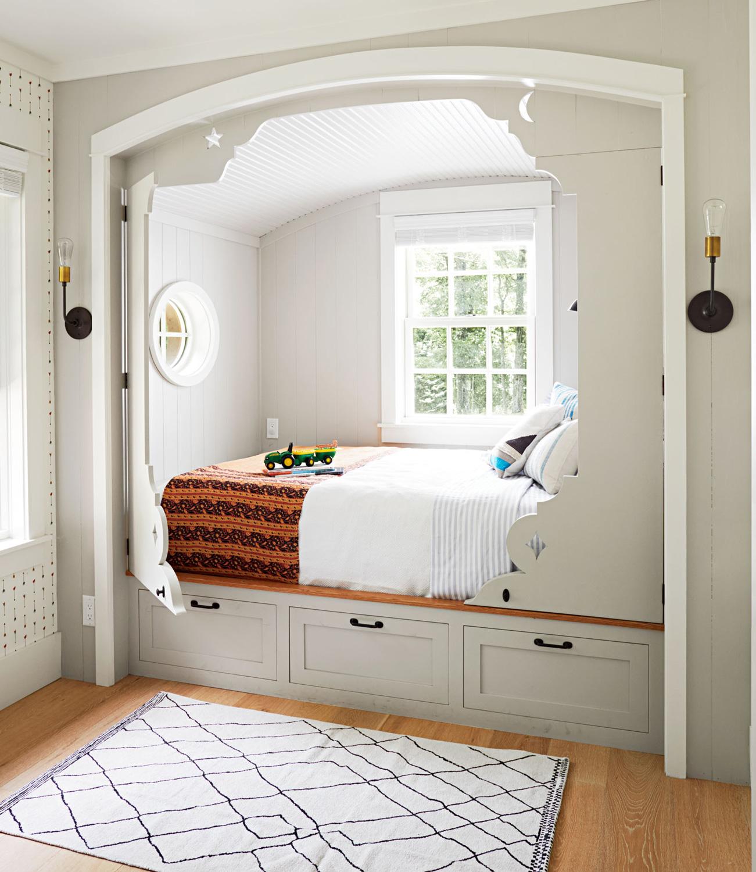 Cabin Henry's bedroom