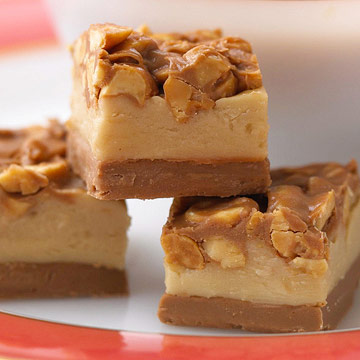 Maple Nutty Candy
