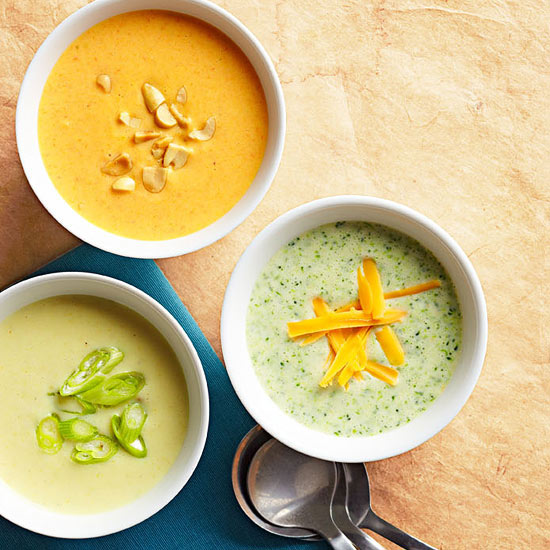Cream of Any-Vegetable Soup