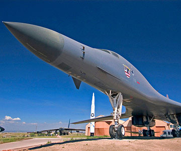 Things to Do in South Dakota's Black Hills and Badlands--South Dakota Air and Space Museum