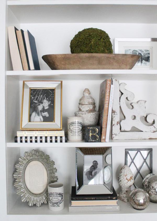 7 Tips for Styling Shelves | Midwest Living