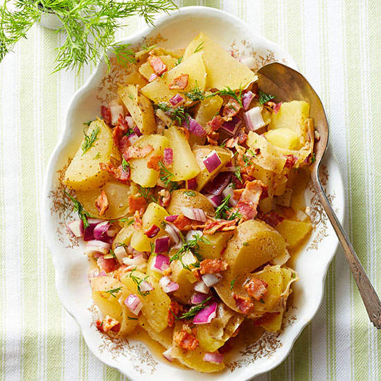 Bavarian-Style Potato Salad