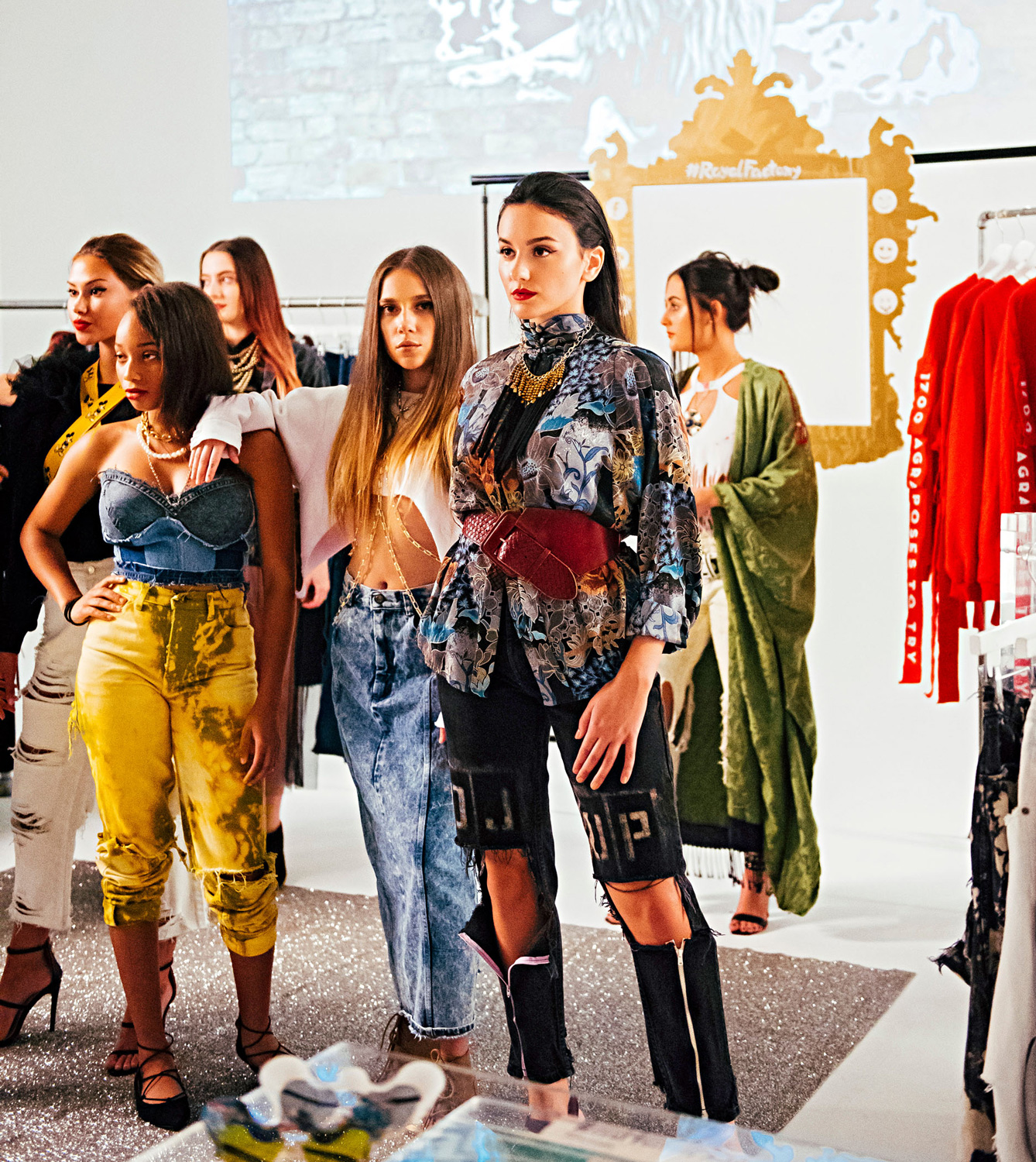 Fashion Week's Art Behind Fashion