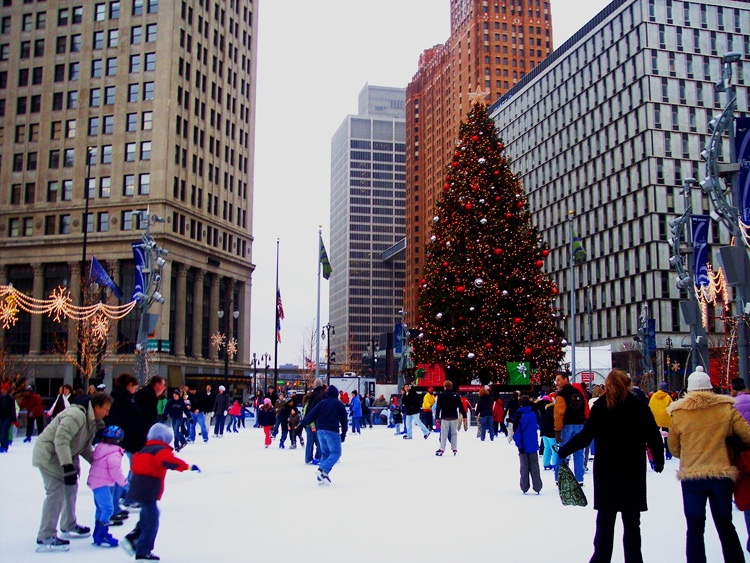 Top 10 things to do for active travelers in detroit for Top 10 things to do in detroit