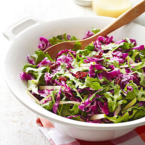 Cherry-Apple Slaw