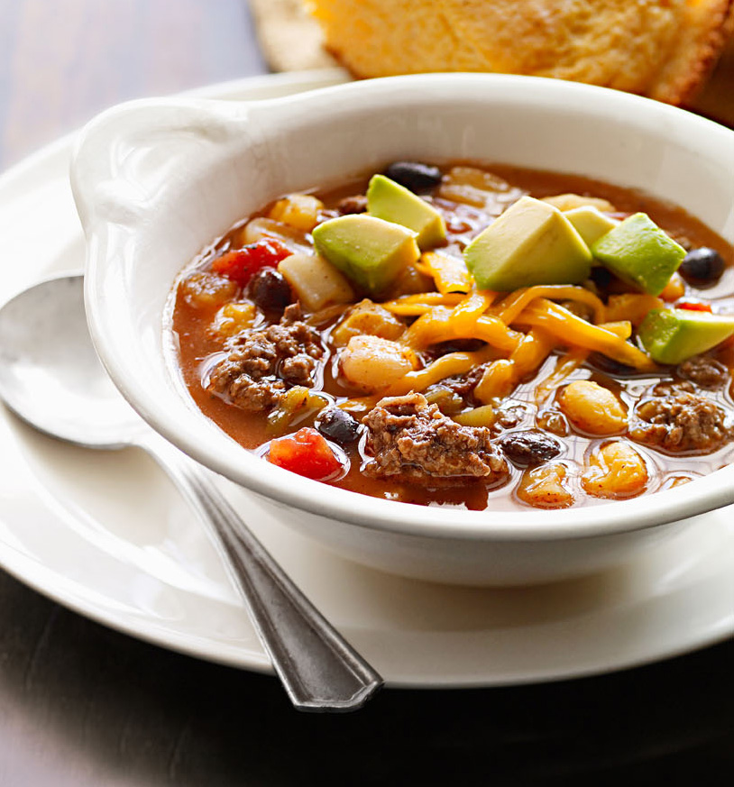 Chipotle Black-Bean Chili