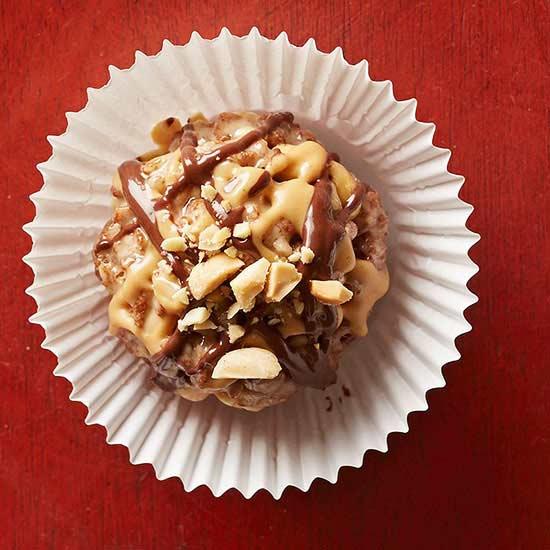 Chocolate-Peanut Butter Crispy Treats