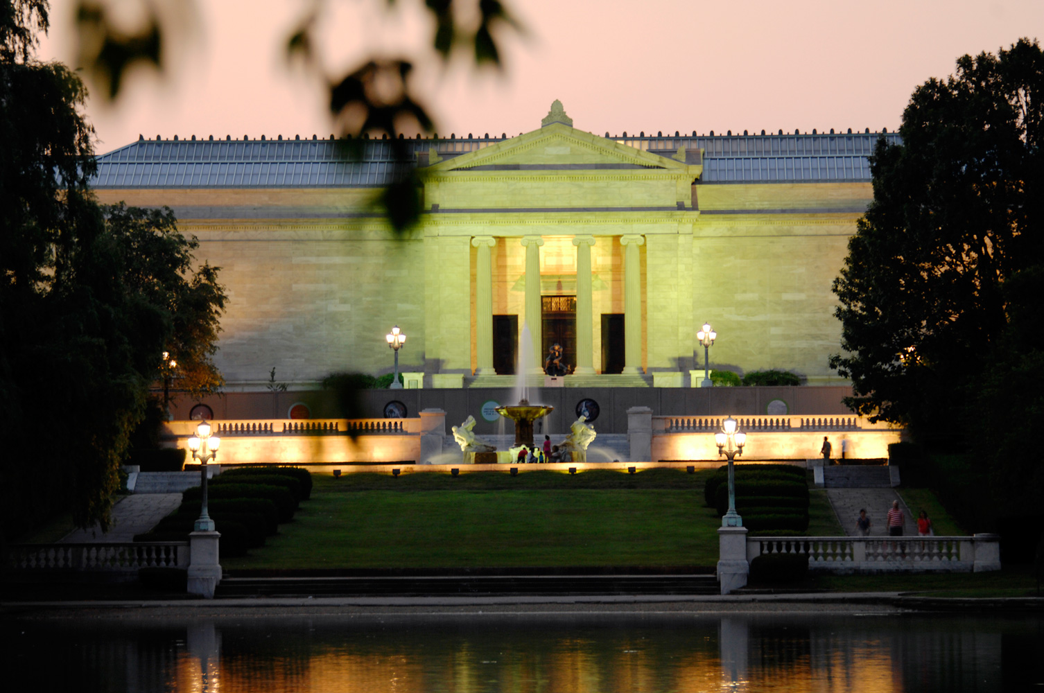Cleveland Museum of Art. Photo courtesy of Larry E. Highbaugh Jr.