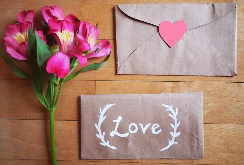 Diy Valentine S Day Envelopes Midwest Living