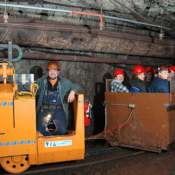 Things to Do in Minnesota's North Country--Soudan Underground Mine State Park