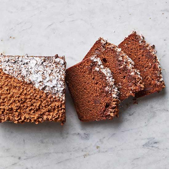 Double Chocolate Pound Cake