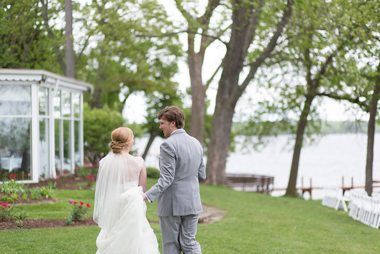 Stephanie and Grant's wedding