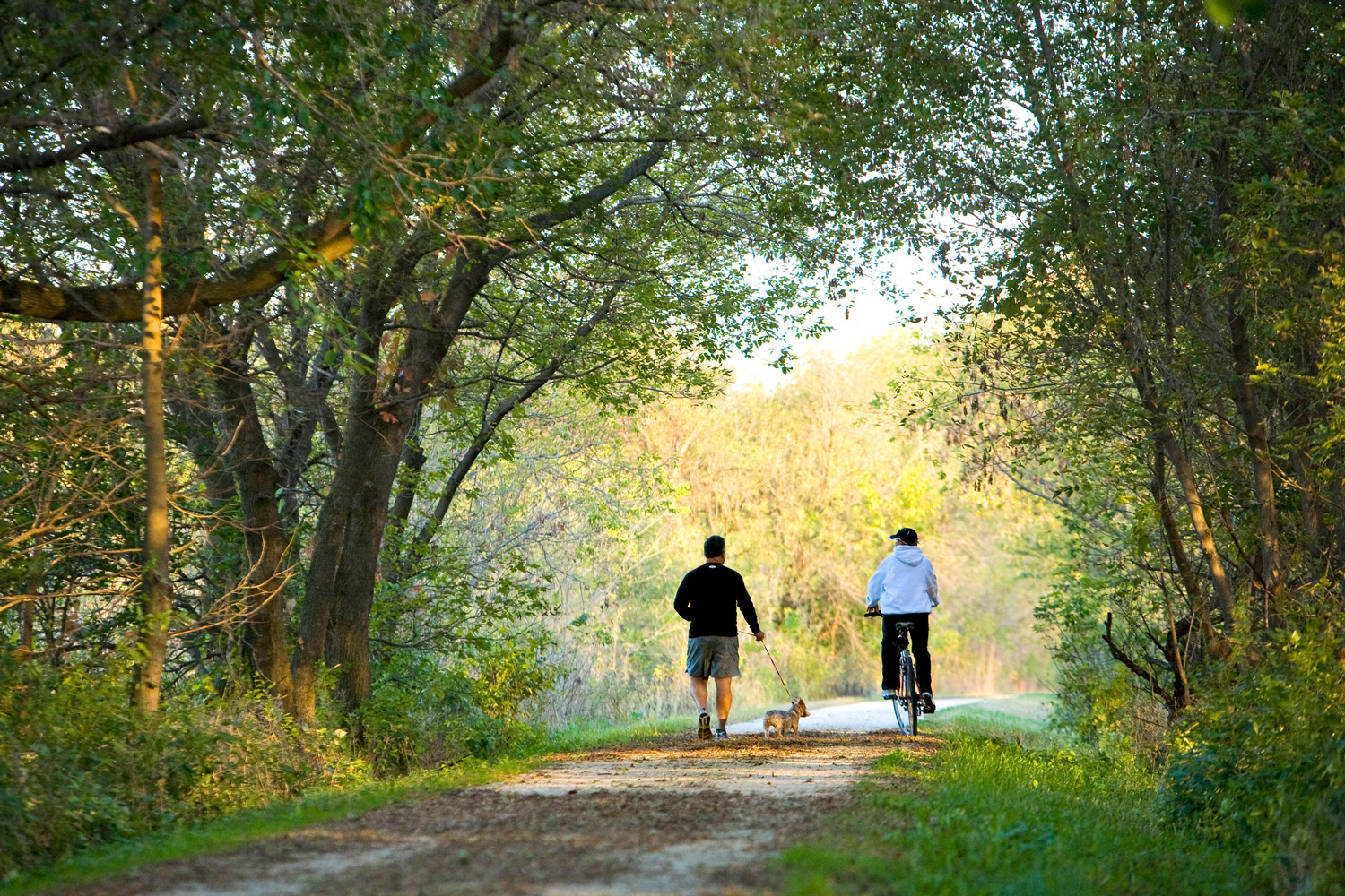 Heritage Trail. Photo courtesy of Dubuque Area Convention & Visitors Bureau.