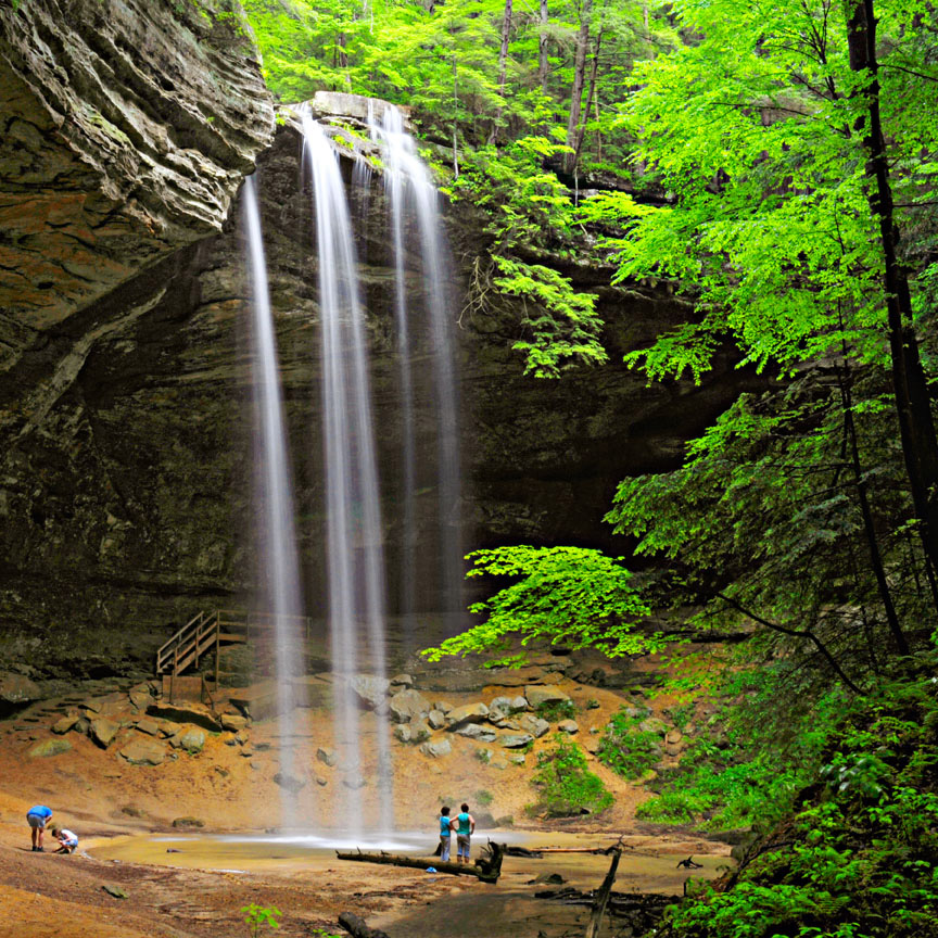 Hocking Hills Trip Guide Midwest Living