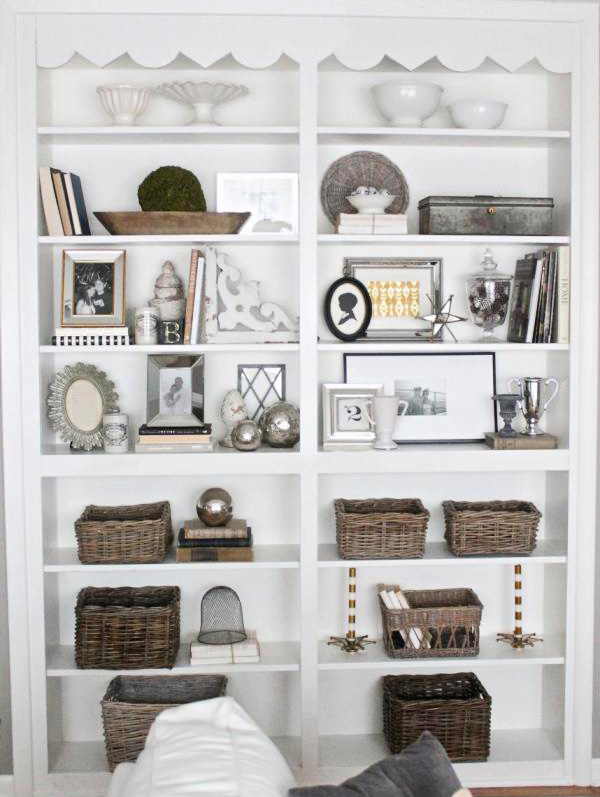 7 Tips For Styling Shelves Midwest Living